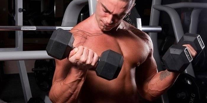 Как быстро нарастить мышцы