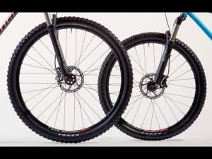 Размеры велосипедных колес таблица