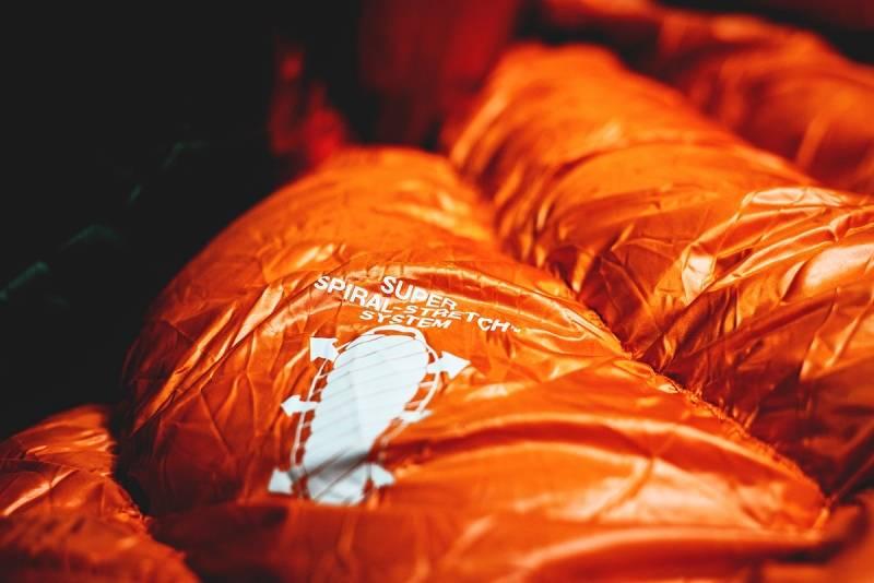 Виды спальных мешков