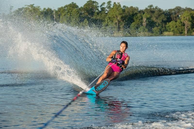 Водные лыжи детские