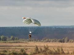 Какие парашюты используются в вдв