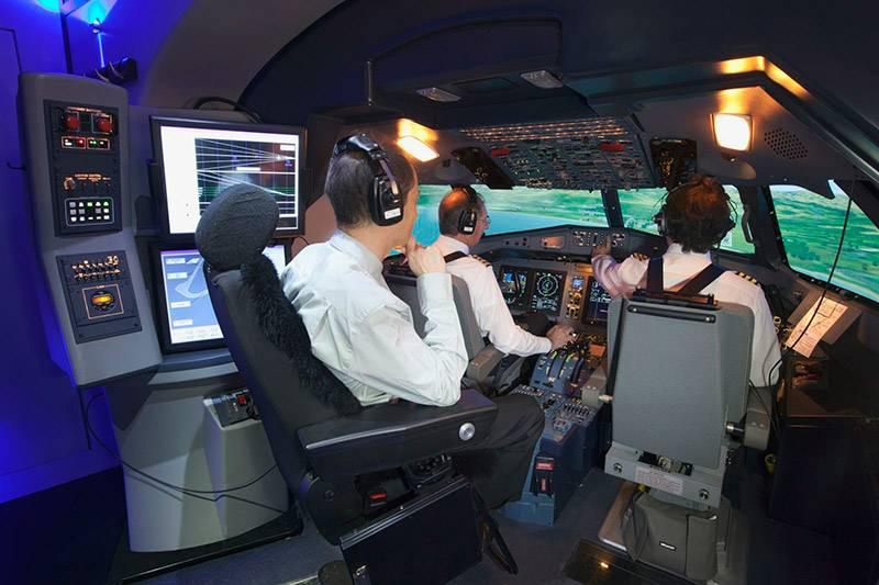 Обучение пилотов гражданской авиации