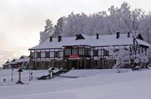 Логойск горнолыжный центр