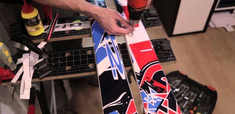 Лыжные крепления nnn