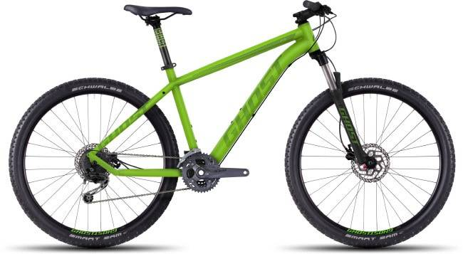 GT Bicycles велосипед