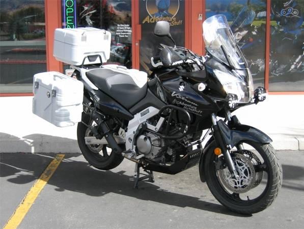 Мотоциклы турэндуро