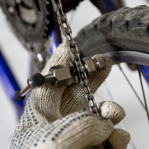 Как натянуть цепь на велосипеде без скоростей