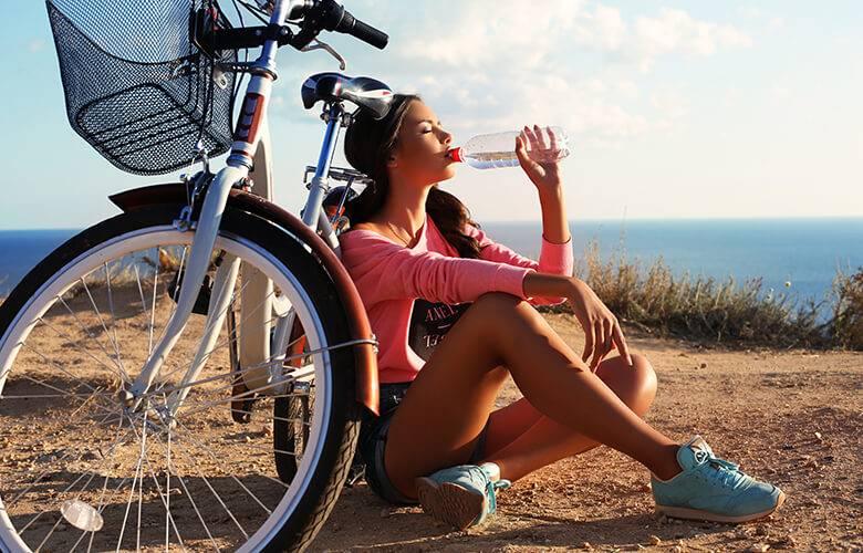 Польза езды на велосипеде для похудения