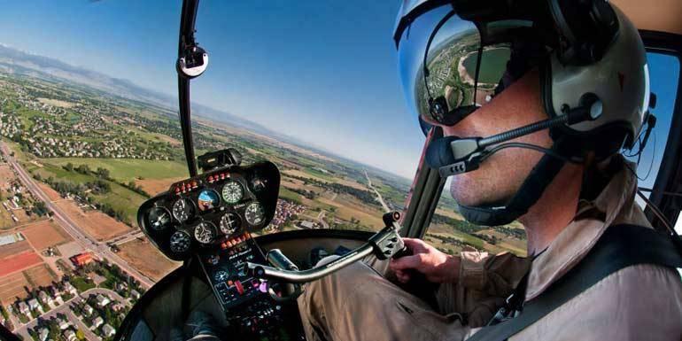 Как выучиться на пилота