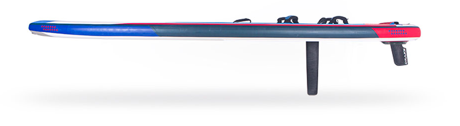 Доска с веслом для катания по воде