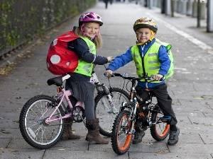 Где должен ездить велосипедист