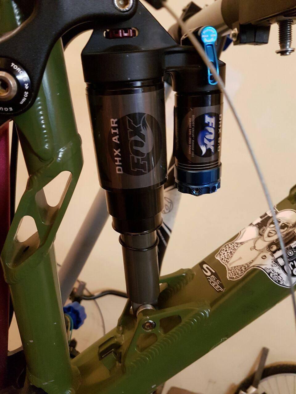 Как разобрать задний амортизатор на велосипеде
