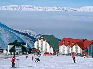 Летом на лыжах