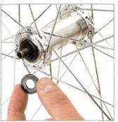Втулки колес: смазывание и регулировка