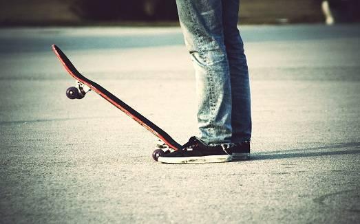 Как правильно кататься на скейте для начинающих