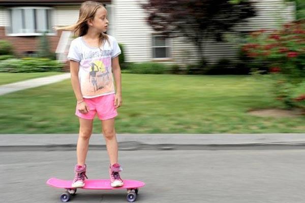 Скейтборд или пенни борд