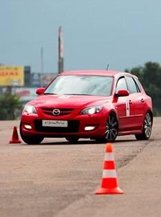 Контраварийная подготовка водителей