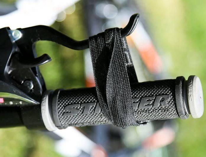 Настройка заднего тормоза велосипеда