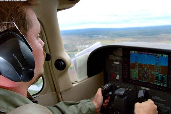 Стать пилотом гражданской авиации