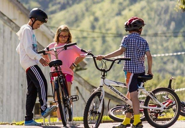 Как выбрать велосипед для ребенка 8 лет — Экстрим спорт