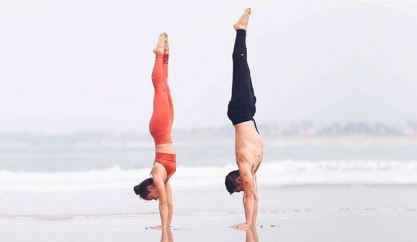 Упражнения для стойки на руках