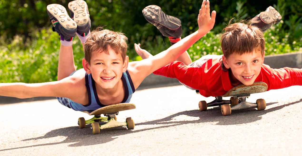 Как выбрать скейтборд для ребенка 8 лет