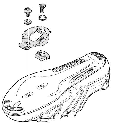 Шипы для контактных педалей