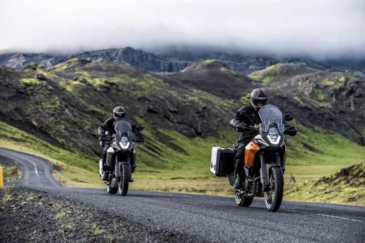 Мотоциклы класса эндуро