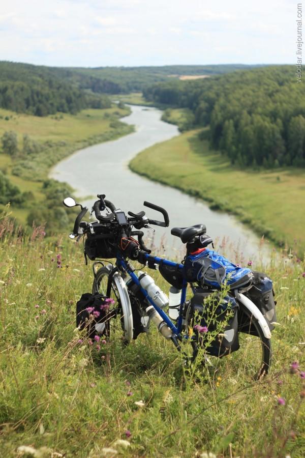 Велосипеды для туризма