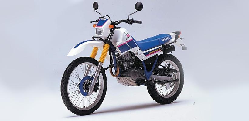 Honda эндуро 250