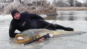 Костюм для подводной рыбалки