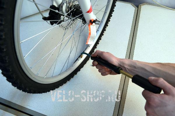 Как поставить крылья на велосипед стелс
