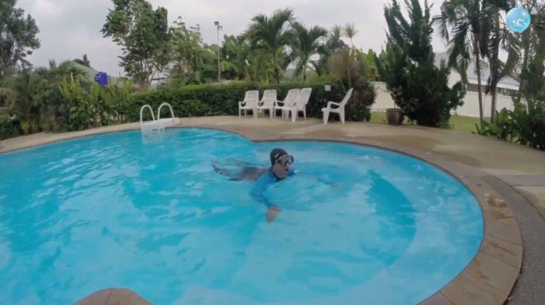 Как научиться плавать с нуля