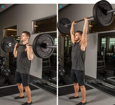 Упражнения для наращивания мышечной массы