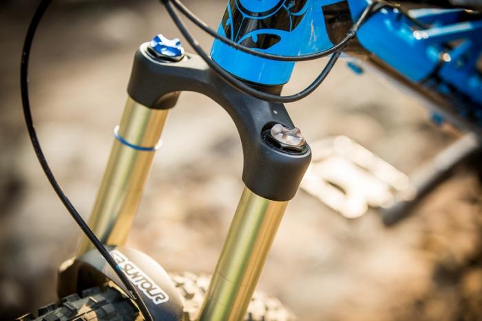 Регулировка велосипедной вилки