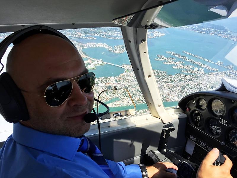 Пилот самолета обучение
