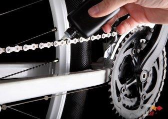 Чем можно смазать цепь велосипеда