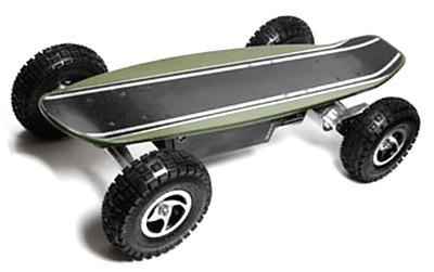 Скейтборд электро