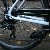 Защита цепи велосипеда