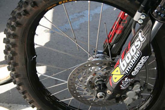 Ротор на велосипед