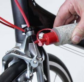 Графитовая смазка для велосипеда